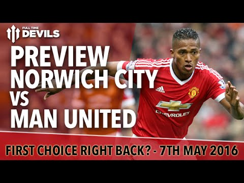Norwich City vs Manchester United | PREVIEW