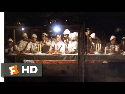 MASH (3/5) Movie CLIP - The Last Supper (1970) HD