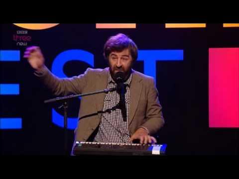 David O'Doherty Edinburgh Comedy Fest 2012