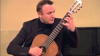 J.S.Bach. Sonata g moll.  BWV 1001. IV Presto. Guitar: Tariel Suari