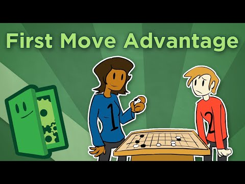 First Move Advantage - How to Balance Turn-Based Games - Extra Credits