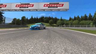 Epic battle with Touring Cars in Game Stockcar Extreme