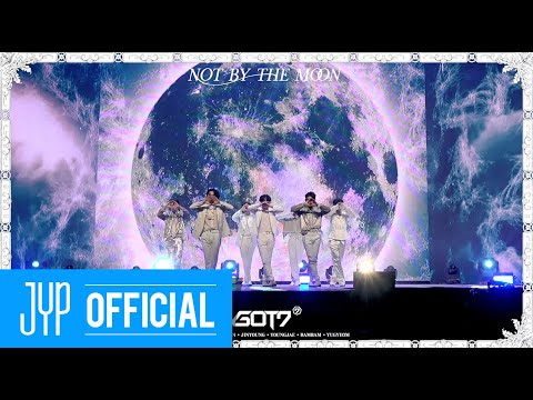 """GOT7 """"NOT BY THE MOON"""" @ LIVE PREMIERE"""