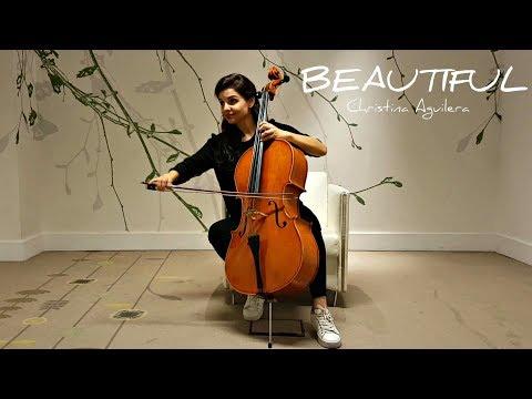 Christina Aguilera - Beautiful (Cello Cover by Vesislava)
