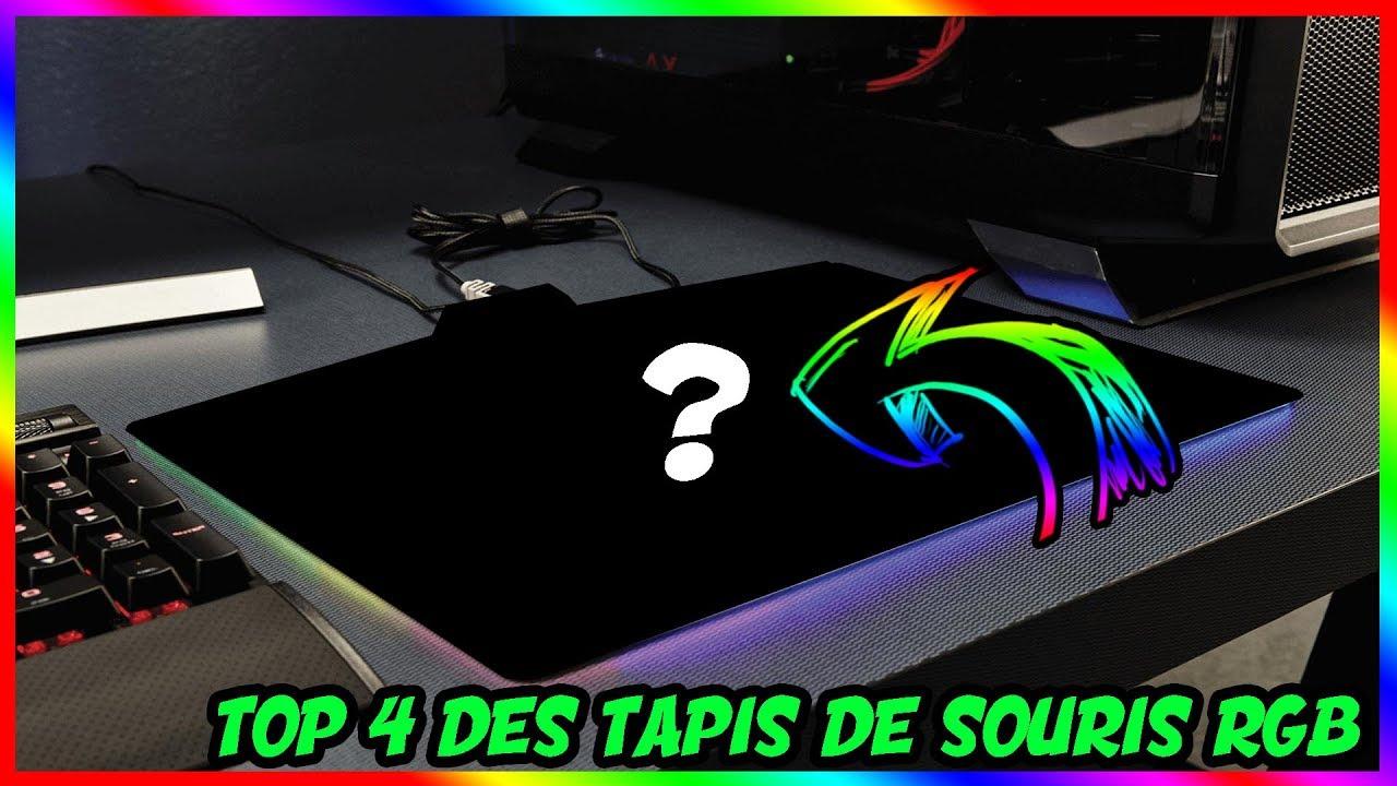 Top 4 Des Tapis De Souris Rgb Youtube