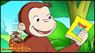 Coco der Neugierige Affe Deutsch 🐵Die lange Wanderung 🐵Ganze Folgen🐵Cartoons für Kinder