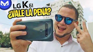 UNBOXING LG K61 Y PRIMERAS IMPRESIONES!!!!!!! VALE LA PENA?