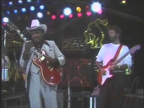Otis Rush & Eric Clapton - Crosscut Saw