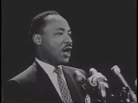 """Martin Luther King, Jr. 