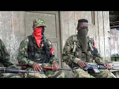 Marxist ELN rebels resume attacks in Colombia