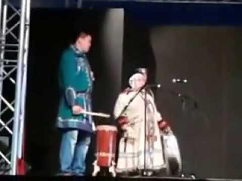 peuple yakoute république de Sakha - Russie  cultures du monde Gannat 2013