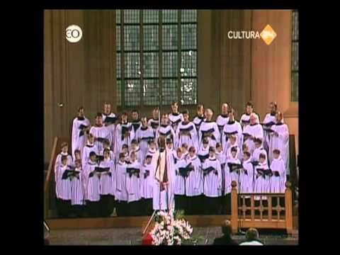 ♫ Choir of St Paul's Cathedral (Scott): Stewart, Psalm 23 ♪