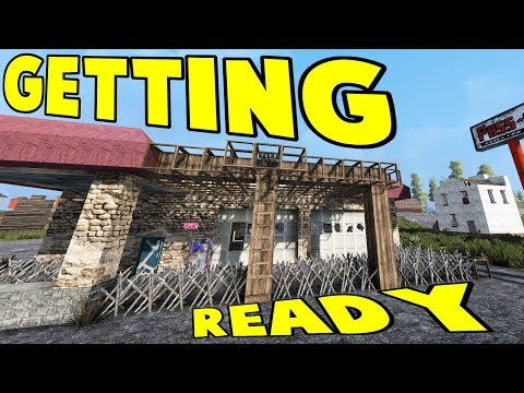 Last Minute Is Not Going To Work | Undead Legacy | 7 Days To Die Alpha 16 Gameplay PC | S01 E09