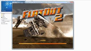 pCSX2 настройка лучшей графики для FlatOut 2