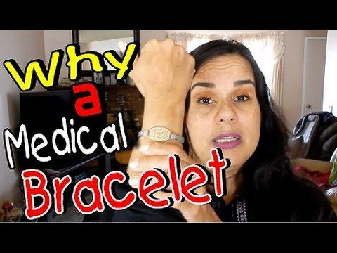 Why Do I Wear a Medic Alert Bracelet?
