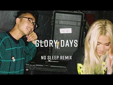 Sweater Beats   Glory Days (feat. Hayley Kiyoko) [No Sleep Remix]