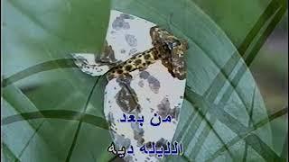 الليله دوب مصطفى قمر كاريوكي ahmed disco dj