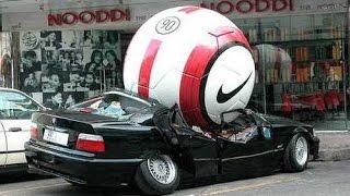 Idiot Drivers Funny  Car Crash Fails January 2017