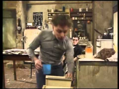 Classic Rik Mayall The Young Ones
