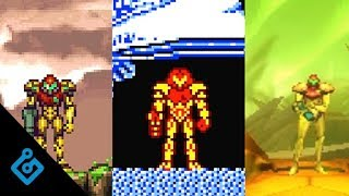 How Metroid II Compares To Its Remakes