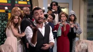 الأسطورة وجراند اوتيل في المزاد - SNL بالعربي