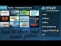 How to download ppsspp games fast and easy, by Techo bro