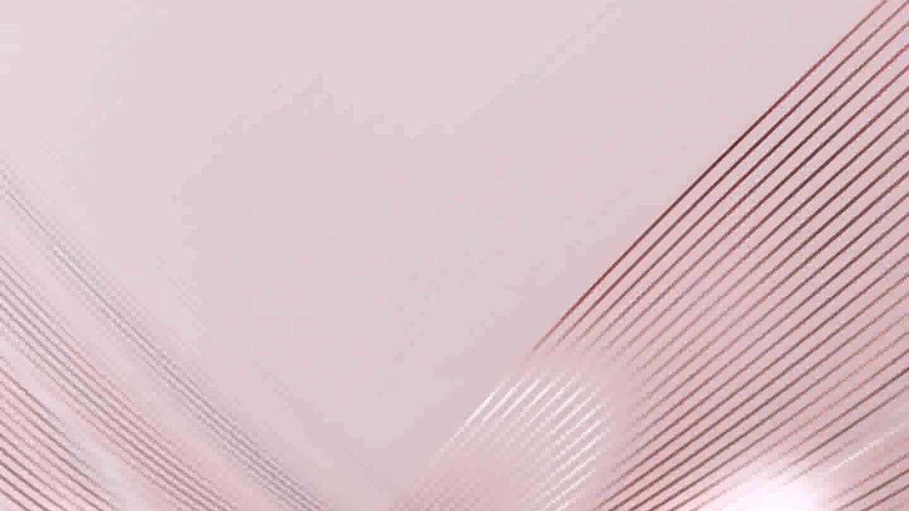 Samsung Theme Live Wallpaper Elegance Rose Gold Youtube