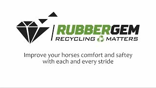 RubberGem Equine Rubber Surfacing