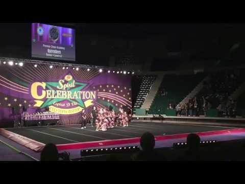 Premier Cheer Academy Spirit Celebration Fall Classic 2014