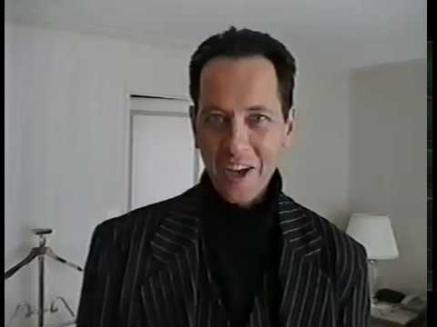 The Actor's Cut Richard E Grant's video diary, 1996