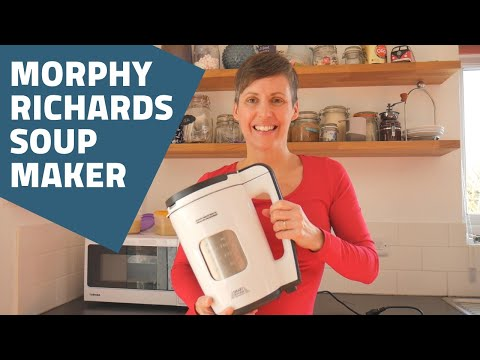 Morphy Richards Total Control Soup Maker Review