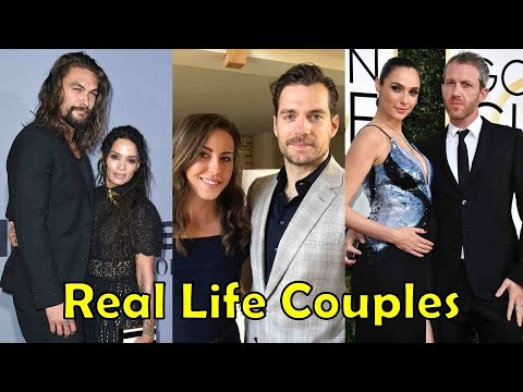 Real Life Couples of Justice League