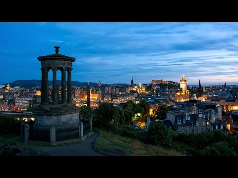 EDIMBURGO   A Bela capital da Escócia
