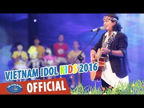 VIETNAM IDOL KIDS - THẦN TƯỢNG ÂM NHẠC NHÍ 2016 - VÒNG STUDIO - LET IT BE - JAYDEN