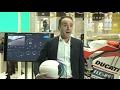 Accenture Digital's Marcello Tamietti talks through our Ducati Demo at MWC17
