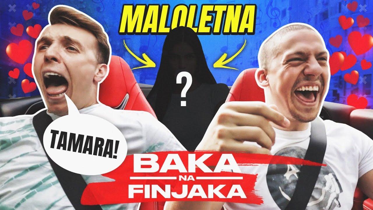 Download CHODA OTKRIO DEVOJKU - BAKA NA FINJAKA! *8 godina mladja*