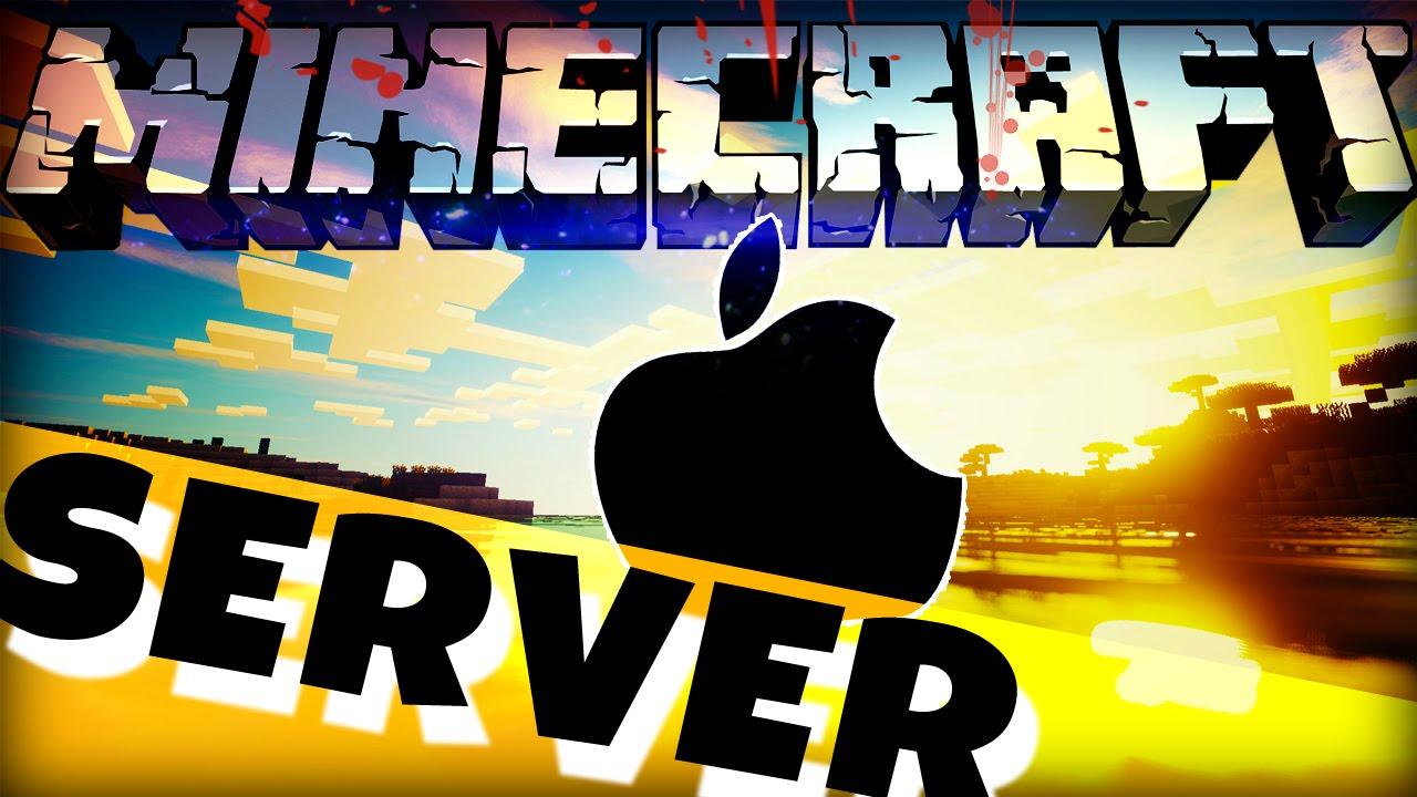 KOSTENLOS Minecraft Vanilla SERVER INSTALLIEREN Auf MAC - Minecraft server erstellen mac kostenlos