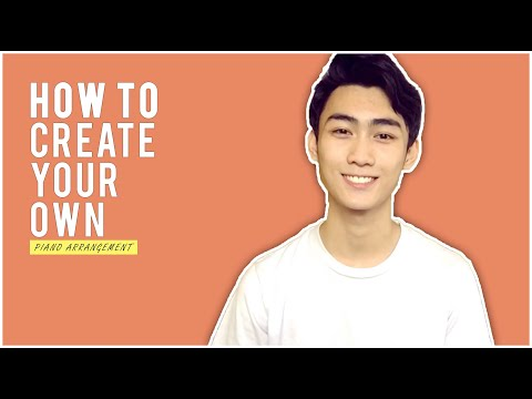 Tutorial: How to Create Your Own Piano Arrangement w/out Sheets? | for Filipino Viewers