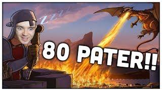 80 PATER PODZEMÍ V JEDNOM VIDEU! (Shakes & Fidget)
