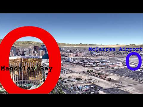 Helicopters Involved In Vegas Shooting Vol  2. Stephen Paddock/Multiple shooters.
