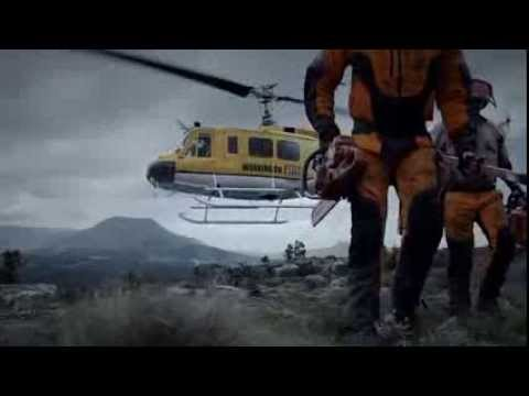 Performance in challenging situations - Husqvarna Chainsaws - YouTube