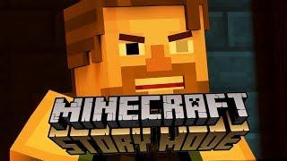 Minecraft: Story Mode Season 2 - ГОРОД ЧЕМПИОНОВ #2