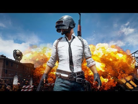 PUBG PS4 - TheBrokenMachine's Chillstream 60 fps PS4 Pro multiplayer Gameplay