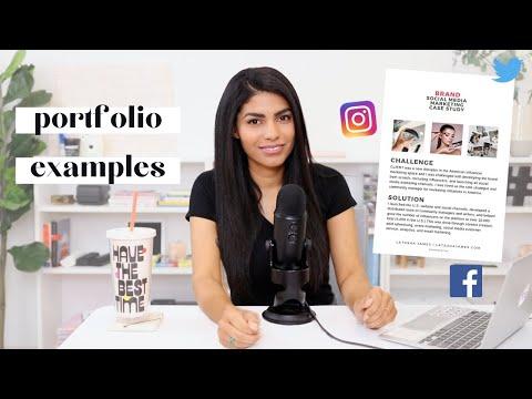 How to Build a Social Media Manager Portfolio