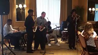 Kameron Huff performing with Point Of View @ Norwood Country Club, STL MO 10/6/17 (Part 2 if 3)