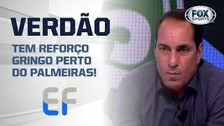 TEM REFORÇO GRINGO PERTO DO PALMEIRAS!