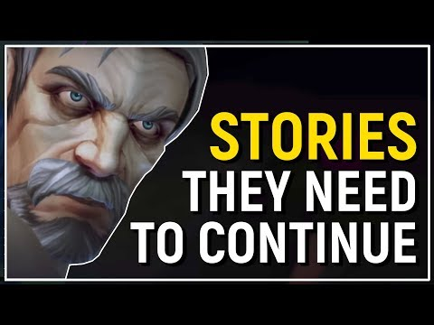 Is She Evil?! - 5 Unresolved Stories They Need To Continue   World of Warcraft