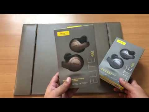 Ron Reviews - Jabra Elite 65t True Wireless Earbuds and Charging Case, India Unboxing & Review