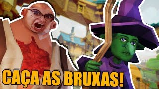 ESCONDE-ESCONDE DAS BRUXAS! - Witch It