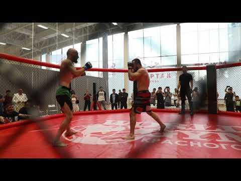 Колизей: Битва Чемпионов 7: Магомед Рамазанов (Россия) vs. Амрали Сайдошуров (Таджикистан) | 66 кг